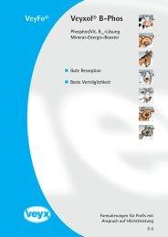 Veyxol® B-Phos VeyFo® - Veyx-Pharma GmbH