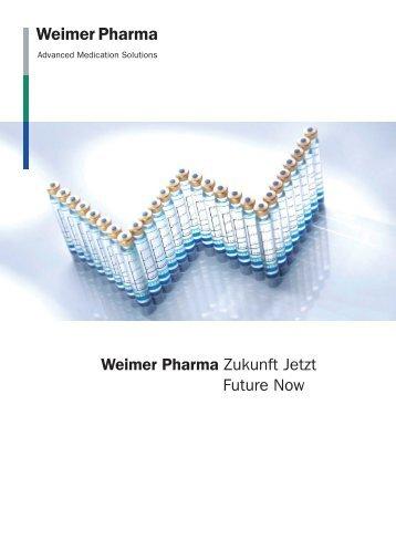 Flyer Zukunftsweisend.ai - Weimer Pharma GmbH