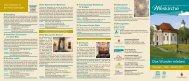 Führungen - Feste - Konzerte von Mai bis Oktober 2014 - Wieskirche