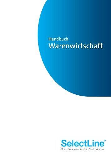 Handbuch Warenwirtschaft SelectLine (PDF)