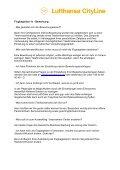 Lufthansa Cityline Flugbegleiter FAQs - in Bearbeitung1 - Page 4