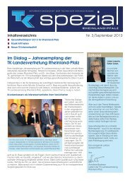 TK spezial Ausgabe 3 - September 2013 (PDF, 411 KB ) - Techniker ...