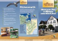 PDF (1,5 MB) - Hotel Vier Linden