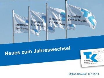 Seminarunterlagen (PDF, 1,2 MB, nicht barrierefrei) - Techniker ...