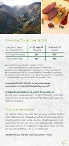 zu den Veranstaltungen - Hotel und Restaurant Jagdhaus Rech - Seite 3