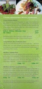 zu den Veranstaltungen - Hotel und Restaurant Jagdhaus Rech - Seite 4