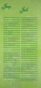 zu den Veranstaltungen - Hotel und Restaurant Jagdhaus Rech - Seite 7