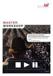 MASTER WORKSHOP - laif