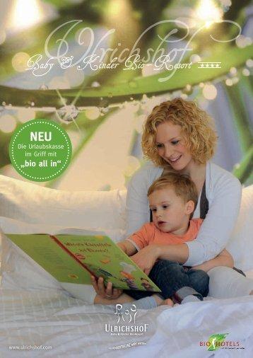 Baby & Kinder Bio-Resort - Ulrichshof