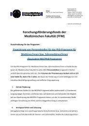 Äquivalent MD/PhD Programm