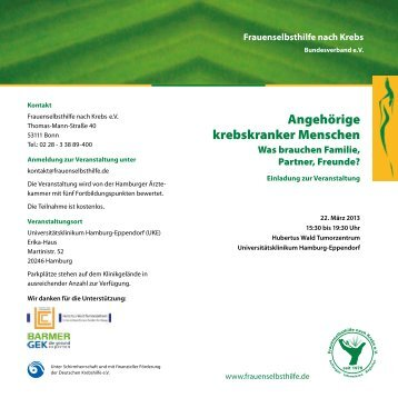 Informationen - Universitätsklinikum Hamburg-Eppendorf