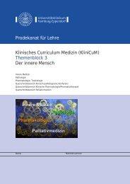 Themenblockbuch 3 (Januar bis März 2014) - Universitätsklinikum ...