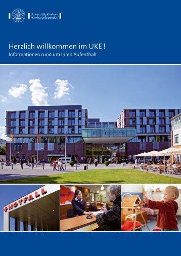 Herzlich willkommen im UKE ! - Universitätsklinikum Hamburg ...