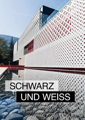 Schwarz und Weiß (Seidel/Jacob-Freitag) - fachagentur holz
