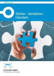 können Sie unsere Imagebroschüre im PDF ... - Hetkamp GmbH
