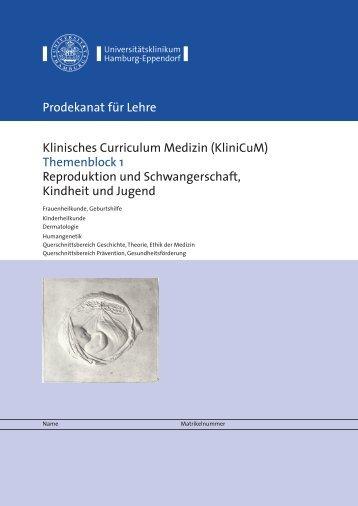 Themenblockbuch 1 (Januar bis März 2014) - Universitätsklinikum ...