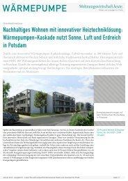 Objektreportage Kubox-Apartments (1 MB) - MHG Heiztechnik