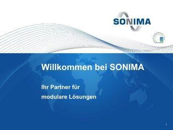 SONIMA Präsentation (de, PDF)