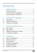 Handbuch FRITZ!Fon MT-F [pdf] - AVM - Page 2
