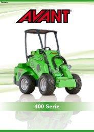 Prospekt 400 Serie downloaden