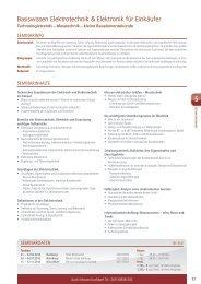 Basiswissen Elektrotechnik & Elektronik für Einkäufer - BME