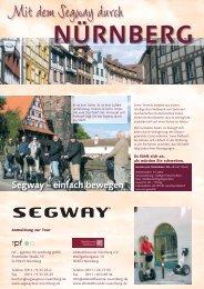 Segway – einfach bewegen - BME