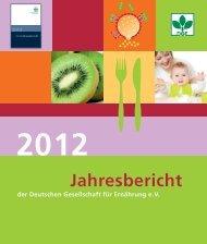 Jahresbericht 2012 - DGE