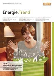 ESB Kundenmagazin Energie:Trend 02/2013 - Erdgas Südbayern ...
