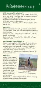 aktueller Prospekt 2014 - Reiterhof Witt - Seite 3