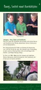 aktueller Prospekt 2014 - Reiterhof Witt - Seite 5