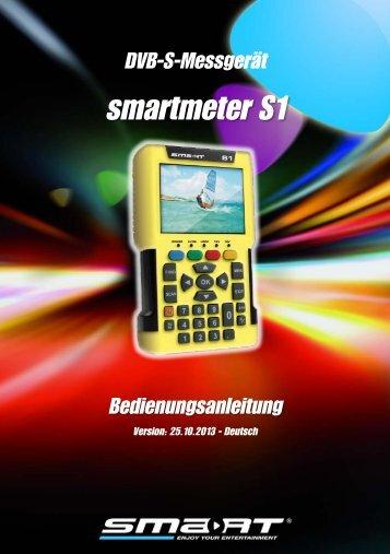 smartmeter S1 - SMART Electronic