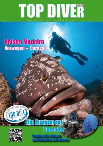 Die Equipment- Checker Reisen Madeira - TOP-DIVE