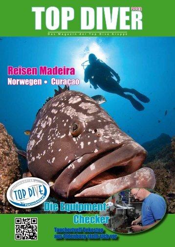 Die Equipment- Checker Reisen Madeira - TOP-DIVE
