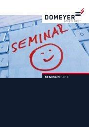 Seminarprogramm 2014 - Domeyer
