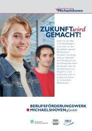 ZUKUNFT GEMACHT! wird - Diakonie Michaelshoven