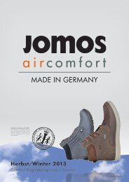 Made in gerMany - JOMOS