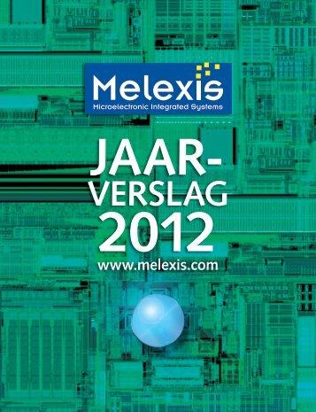 jaar - Melexis