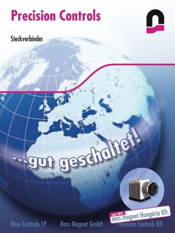 Steckverbinder - nass magnet GmbH