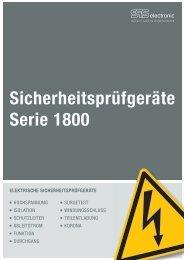 Geräteserie - SPS electronic GmbH