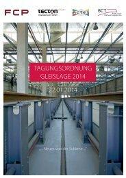 Programmheft | pdf - Bahn Consult TEN Bewertungsges.mbH