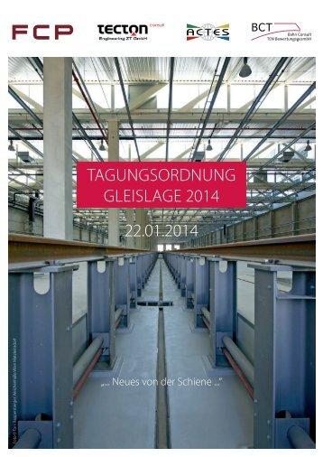 Programmheft   pdf - Bahn Consult TEN Bewertungsges.mbH