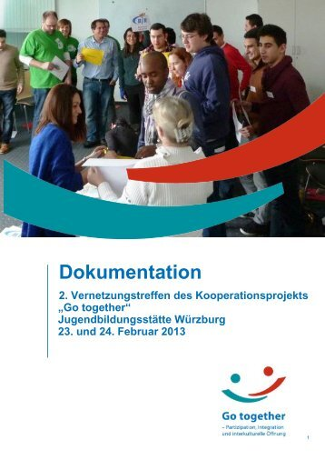 Go together - Bayerischer Jugendring