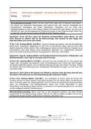 Manuskripte - Bundesverband der Deutschen Volksbanken und ...