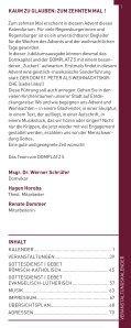 VON ADVENT BIS DREIKÖNIG - DOMPLATZ 5 - Seite 3