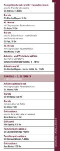 VON ADVENT BIS DREIKÖNIG - DOMPLATZ 5 - Seite 5