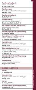 VON ADVENT BIS DREIKÖNIG - DOMPLATZ 5 - Seite 7