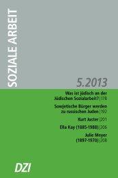 Ella Kay - Deutsches Zentralinstitut für soziale Fragen