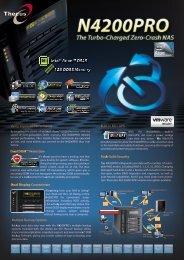 N4200pro Spec Sheet - Origin Storage