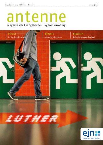 Antenne - Evangelische Jugend Nürnberg