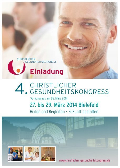 Christlicher Gesundheitskongress 2014 (Programm) | PDF 2,36 MB